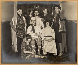 Photograph of the Old Cambians (South London Group)