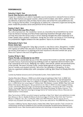 The Pedestrians Press Release, page 2