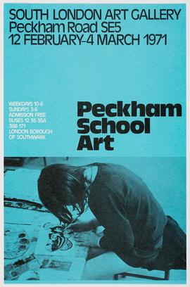 Peckham School Art: Card